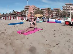 Amateur, German, Outdoor, Beach, Teen