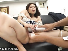 Asian, Blowjob, MILF, Panties
