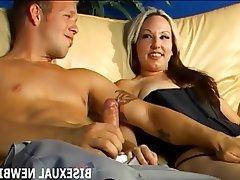 BDSM, Bisexual, Blowjob, Femdom, Threesome
