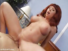 Big Boobs, Mature, MILF, Redhead, Wife