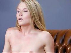 Blonde, Blowjob, Cumshot, Orgasm