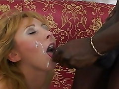 Cumshot, Hardcore, Interracial, Cum in mouth