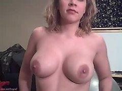 Amateur, Big Tits, Blonde, Blowjob, Girlfriend