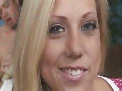 Babe, Blonde, Cumshot, Hardcore