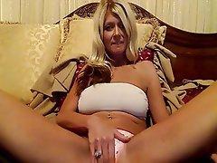 Amateur, Masturbation, Mature, Webcam