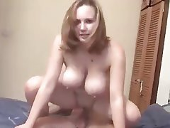 Amateur, Blowjob, Big Boobs, MILF, Close Up