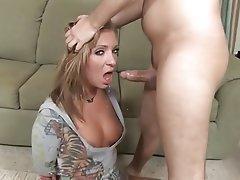 Blonde, Blowjob, Hardcore, Pornstar