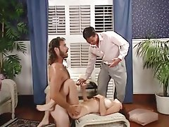 Cumshot, Cunnilingus, Group Sex, Hairy