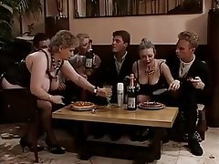 French, Group Sex, Hairy, Old and Young